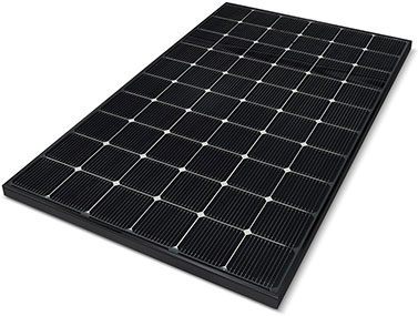 LG NeON2 BiFacial Solar Panels