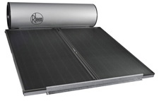 Rheem VE 52C Roof Mounted Solar Hot Water Heater
