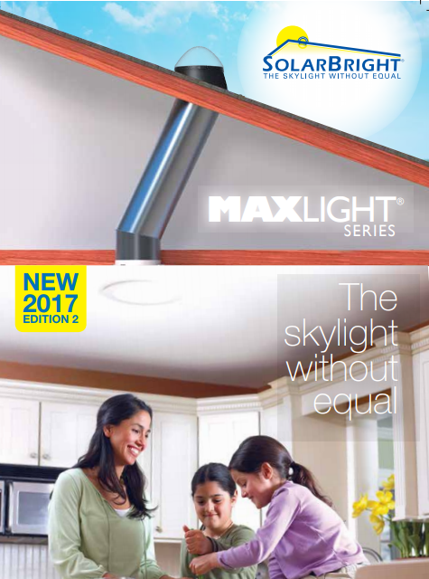 MaxLight Tubular Skylights