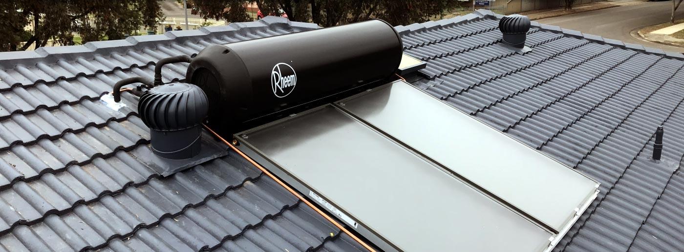 Solar Power Hot Water Heater Systems | Solar Bright