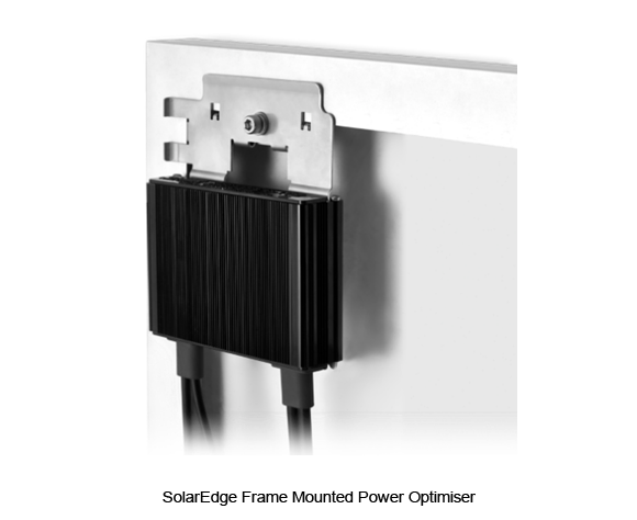 SolarEdge power optimiser