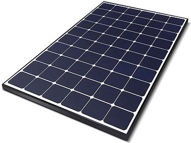 Lg Neon 2 Solar Panels In Australia Solar Bright