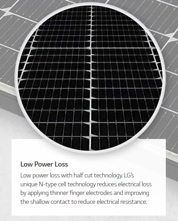 Lower Power Loss